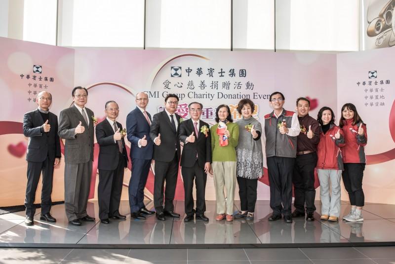 中華賓士集團愛心慈善源源不斷,助台東偏鄉重建家園,「讓愛,重建希望」。