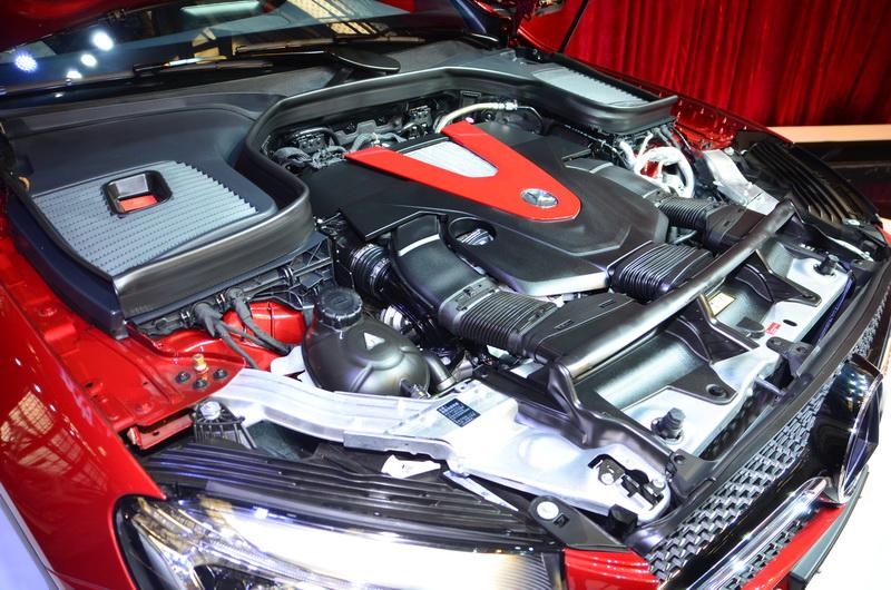 台灣賓士引進Mercedes-AMG GLC 43 4MATIC Coupe,同級車無人能及狂放詮釋性能魅力。