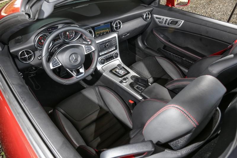 相較於外觀,座艙內的改變較為保守。