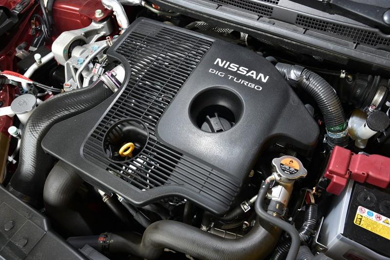 Big Tiida Turbo是目前國內市場上日系品牌中唯一採用1.6升小排量渦輪引擎的國產掀背車款
