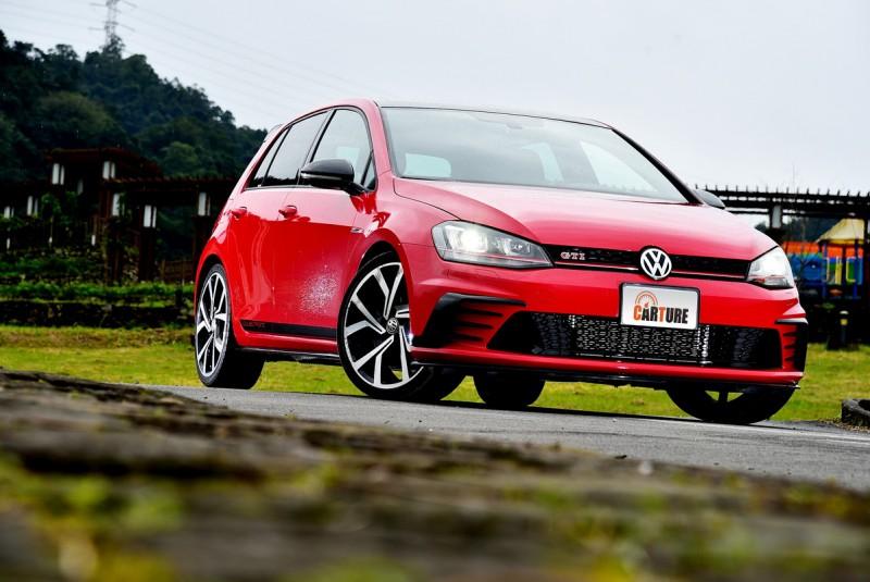 Golf GTI Clubsport無論面子裡子,價值都高過Golf GTI與Golf R
