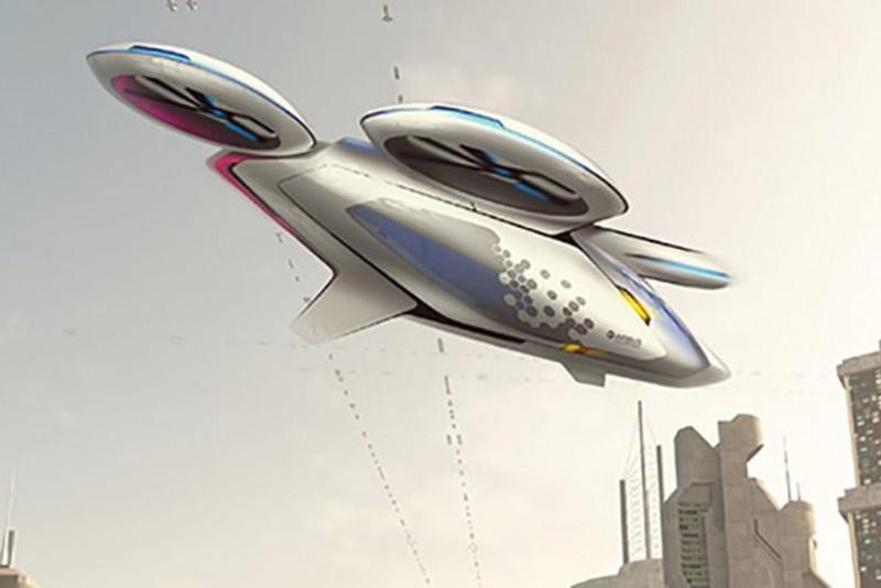 這不是神盾局的母艦,而是Airbus認為可以解決都會交通問題的未來空中載具,但是否為計劃中的原型或者僅為示意就不得而知了。