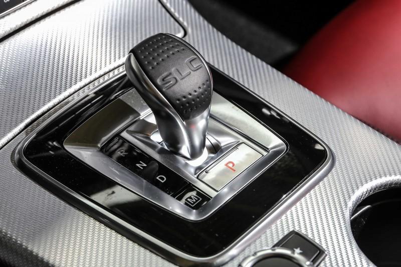 配備9G-Tronic九素自排變速系統。