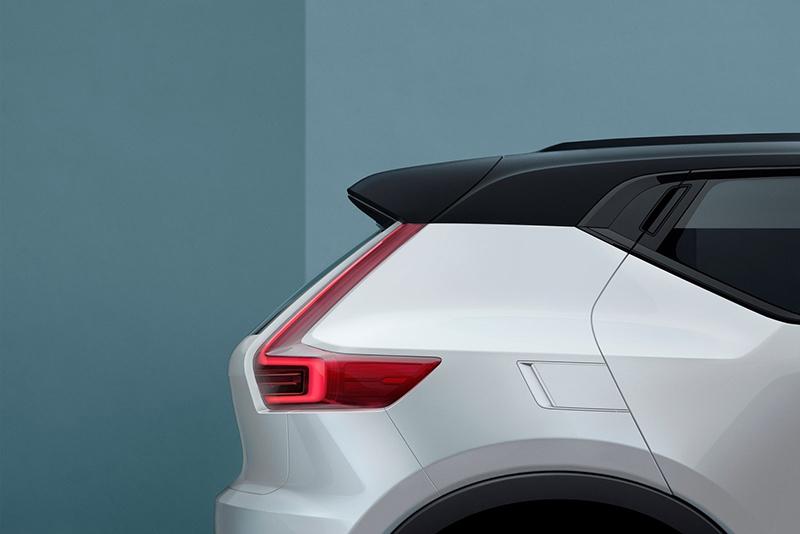 未來XC40理應具備與Concept 40.1相似的設計元素。