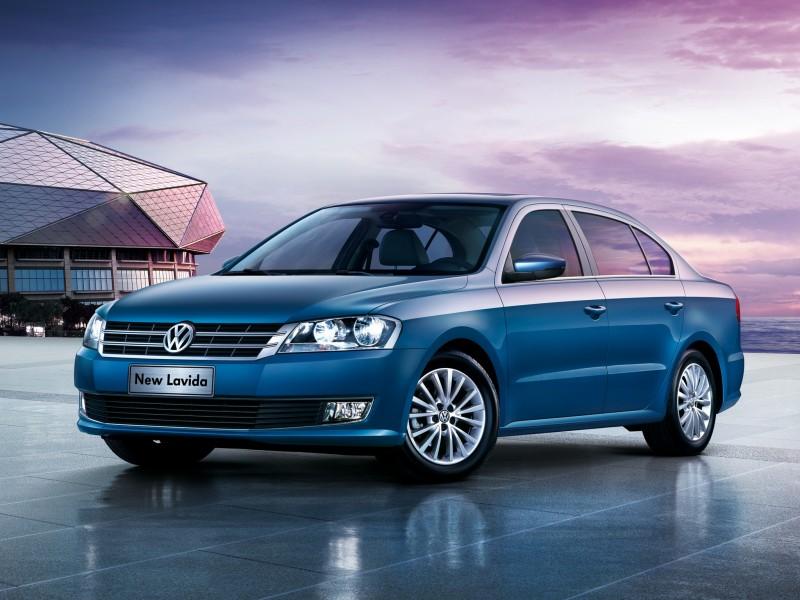 這就是大眾朗逸,也就是中國市場專屬的Volkswagen Lavida,竟然就可以賣出47.9萬輛!
