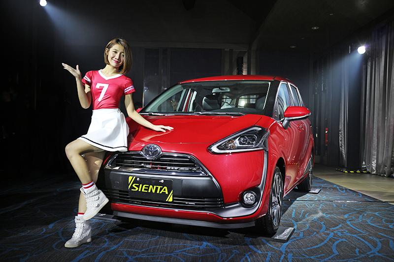 Sienta幾乎與日本同步的上市節奏,足見對於台灣市場的重視與日俱增。