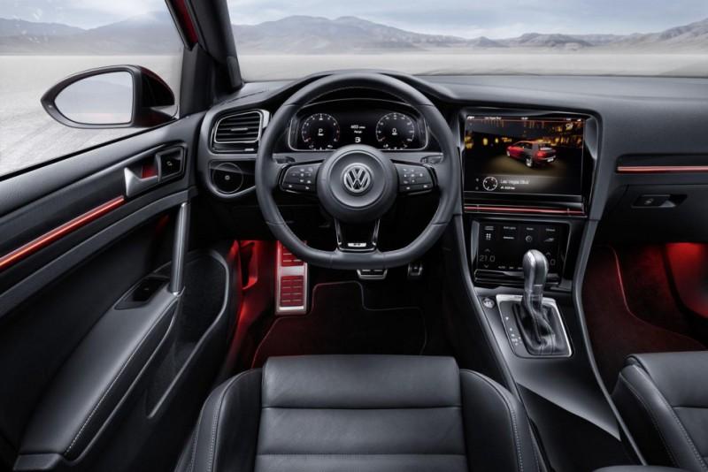 小改款Golf全車系將以全新數位化駕駛界面將車室質感提升至最高水準