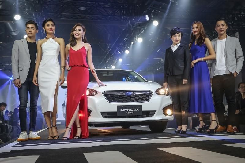 Subaru全新世代Impreza於2月15日正式發表,售價範圍介於新台幣79.8萬至91.8萬元間。