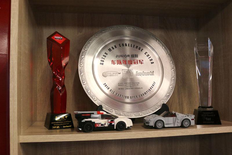 成立多年的Kung Racing車隊,早已在海外征戰並戰功彪炳。