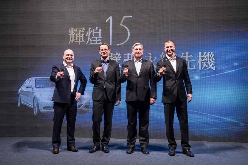 趁著媒體春酒之際,台灣賓士公布了2017年重點經營方向。