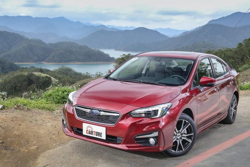 新世代Impreza向台灣消費者溝通第一重點為搭載的SGP底盤科技。