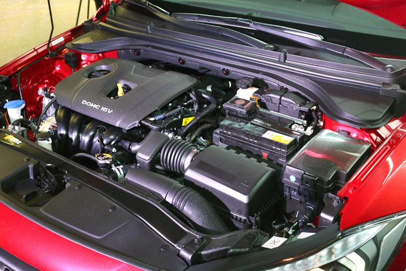 主打車型搭載2.0升自然進氣引擎。