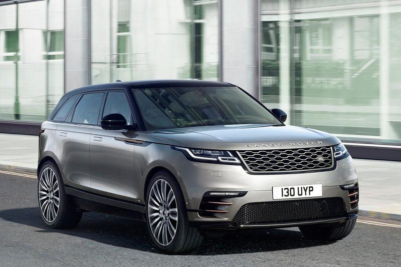 甫發表的 New Range Rover Velar,是一款定位介於Range Rover Sport與Range Rover Evoque之間的全新LSUV。