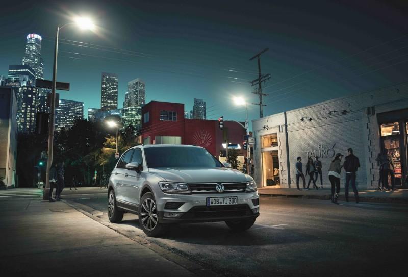 台灣福斯汽車誠摯感謝消費者熱烈支持,推出限量之Volkswagen Tiguan 280 TSI Smartline。