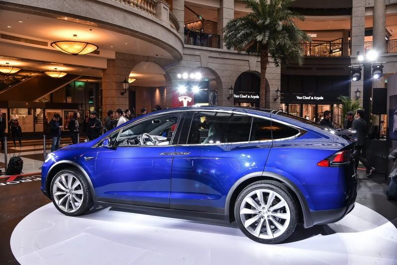 Tesla理念是:Model S用以取代路上碳排車輛,Model X則是提供零排放休旅車款的選擇給SUV買家