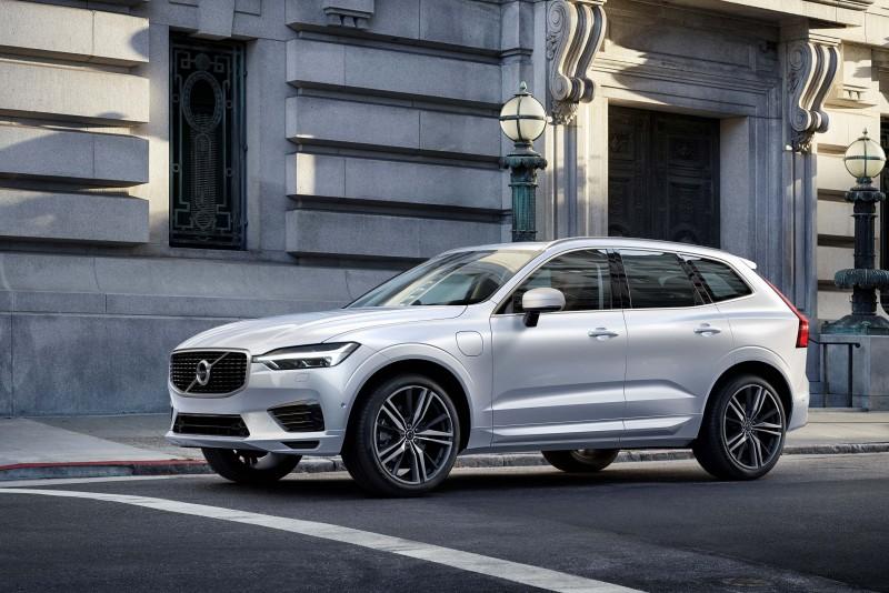 Volvo於日內瓦車展中正式發表全新第二代XC60車型。