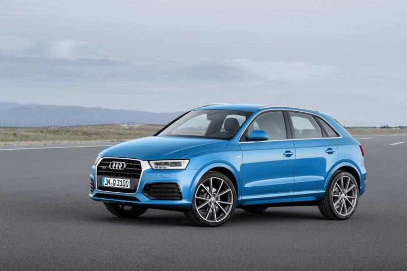Audi 諸多車款長期受到國內消費者的青睞,為感謝車迷朋友們對於台灣奧迪的支持,特別針對品牌旗下A1、A3、A4、A5、A6、Q3和Q5等諸多車系限時推出低月付款購車優惠方案。
