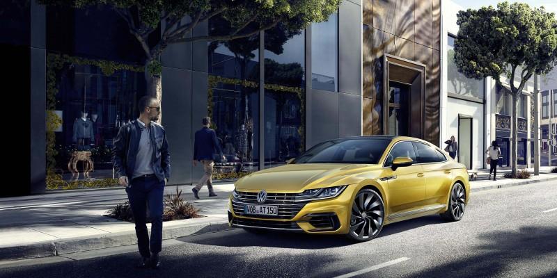 5門斜背轎跑Arteon完美揉合流線身型與舒適空間,並且配置Volkswagen智能手勢控制等多項創新科技,成功獵取世人目光。