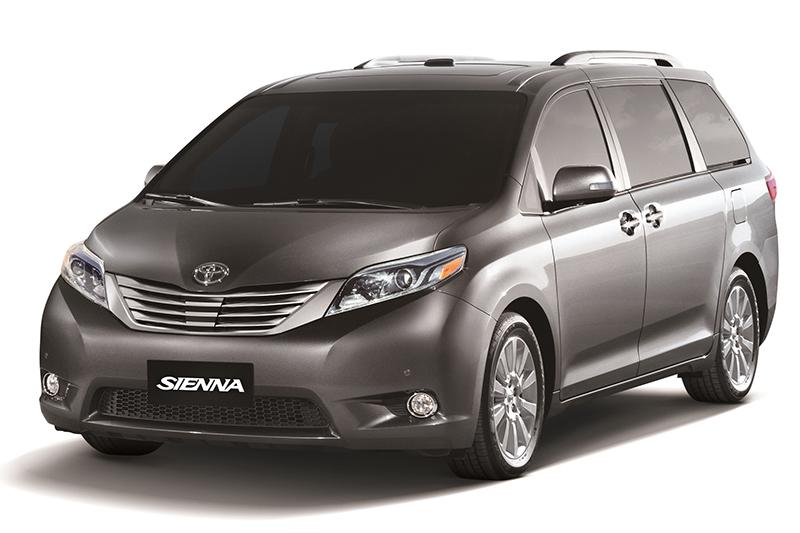 始自2016年下半,7月發表的Sienna便以超越200萬元的售價開啟了Toyota高價產品線陣容。