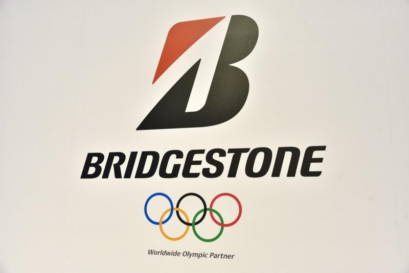 2017年開始普利司通集團成為奧運全球合作夥伴