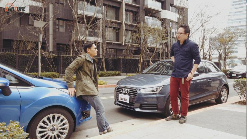 最後大魔王現身,Audi A1要找Fiesta來PK?!
