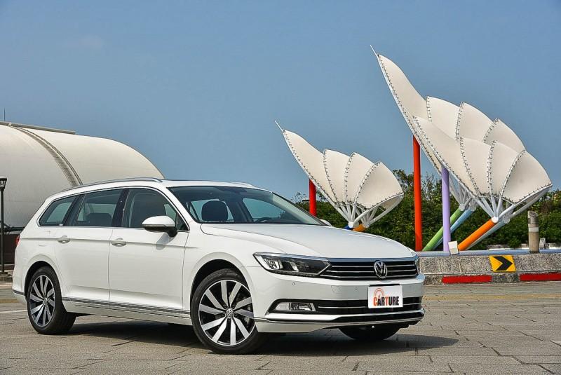 橫柵車頭已成為當代Volkswagen車頭主要設計語彙