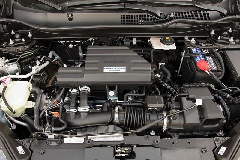 美規大改款CRV共計有2.4升自然進氣引擎以及1.5升渦輪增壓引擎,台灣市場預計將單一配置較高規格的後者。