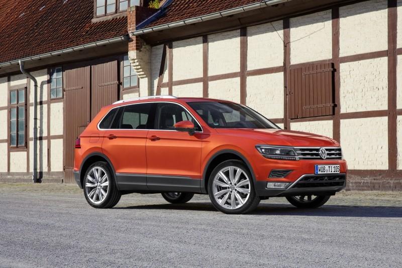 Volkswagen Tiguan獲德國兩大權威汽車雜誌:auto motor und sport、Auto Bild Allrad讀者票選為「年度最佳SUV車款」與「年度最佳四輪驅動車款」