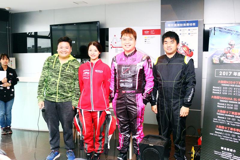 自香港的「HKKU-KT Racing」。