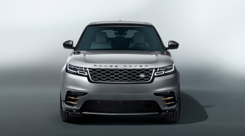 Range Rover 車系全新成員 New Range Rover Velar
