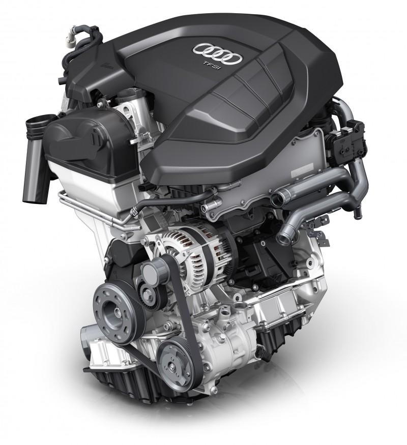 全新TFSI缸內直噴渦輪增壓汽油引擎,完美體現極效動力的嶄新境界!台灣奧迪初期導入國內銷售的車系編成,涵蓋了30 TFSI、40 TFSI和45 TFSI quattro等三款車型。