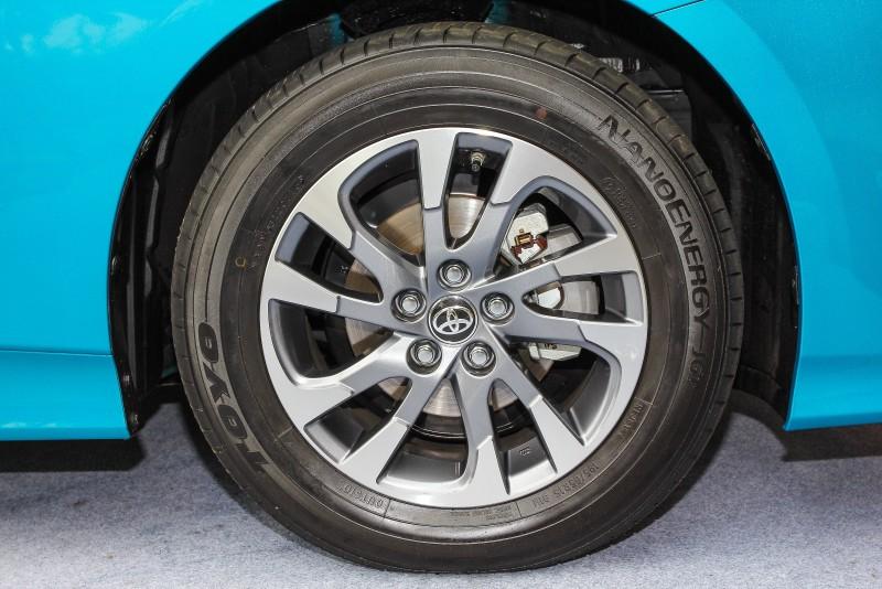採用環保省油胎