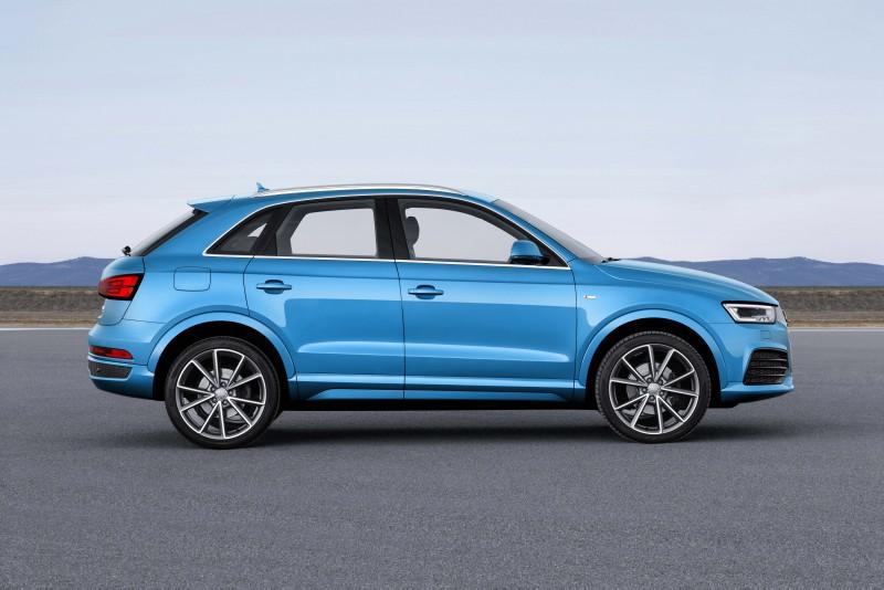 台灣奧迪針對旗下 New Audi Q3 30 TFSI / 35 TFSI quattro 款車型,增加價值最高可達 17萬元的升級配備,打造更優異不凡的駕馭體驗,晉升時尚輕休旅生活!