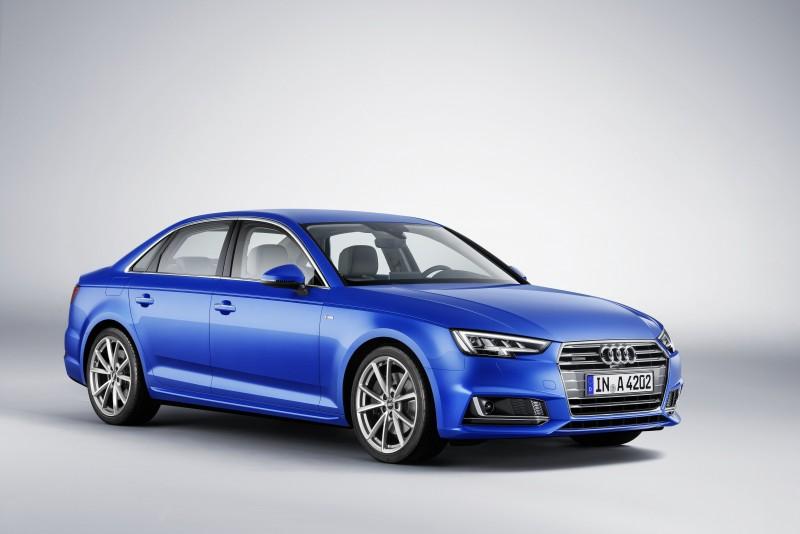 台灣奧迪特別推出全新Audi A4 S line 限量版與Audi A8 領袖特仕版,多項升級配備限量登場,敬邀喜愛Audi 的車迷朋友親臨全台奧迪經銷展示中心賞車及試駕,把握絕佳的購車時機,感受旗艦雙星卓越不凡的獨特風采。