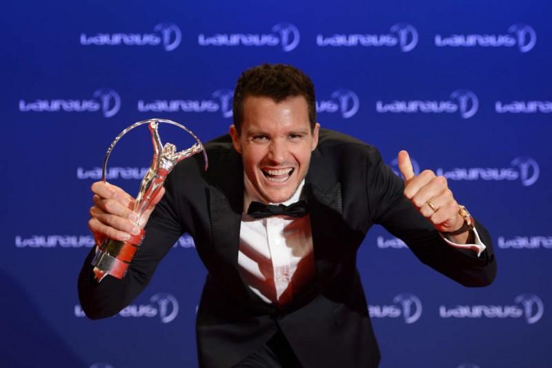 台灣賓士今年更特別邀約2008北京奧運金牌及2016年獲得勞倫斯體育獎同時也是勞倫斯大使的德國鐵人三項選手揚.弗洛丹諾(Jan Frodeno)一同參與鐵人盛會。