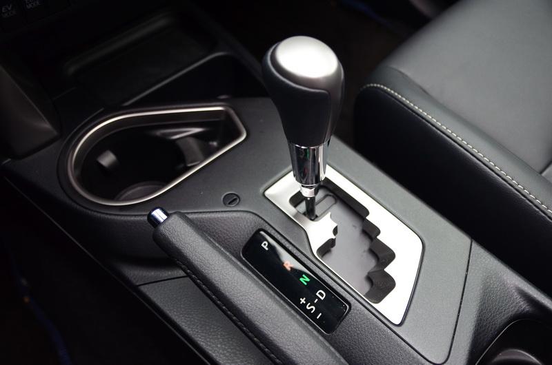 可模擬6速的E-CVT無段變速箱提供滑順的換檔品質