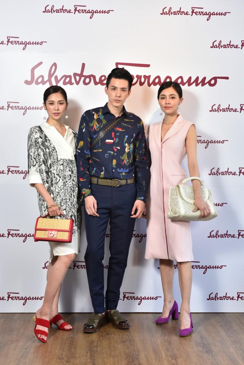 來自米蘭時裝周的義大利精品 Salvatore Ferragamo,本季以明亮繽紛的色彩與花卉印花圖案相映,展露了活力氣息,為賓士時裝周揭開完美的序幕。