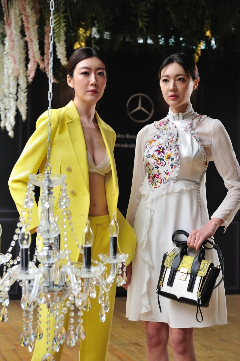 第四場是來自紐約時裝周的 3.1 Philip Lim ,2017春季新裝以 50 年代後期的鄉村音樂為靈感,並加入花朵元素,添增春天的氛圍。