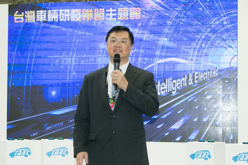 經濟部技術處代處長羅達生致詞表示, TARC聯盟各法人在經濟部技術處科技專案支持下,一向以Taiwan as One Company的概念,帶動國內零組件業者進入國際市場。