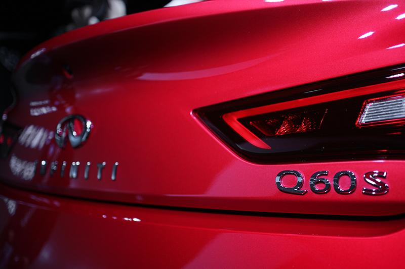 Q60以「FeelMore沸騰感官,瞬抵人心」為開發理念,引領駕駛一同體驗超越感官極限的駕馭感受。