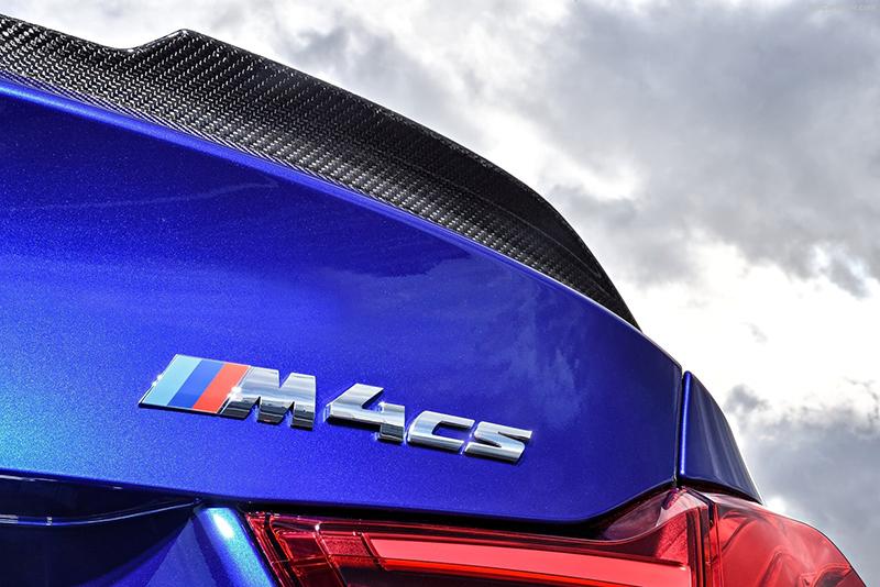 甫於上海車展發表的M4 CS,是下一款總代理摩拳擦掌想引進的M4車款。