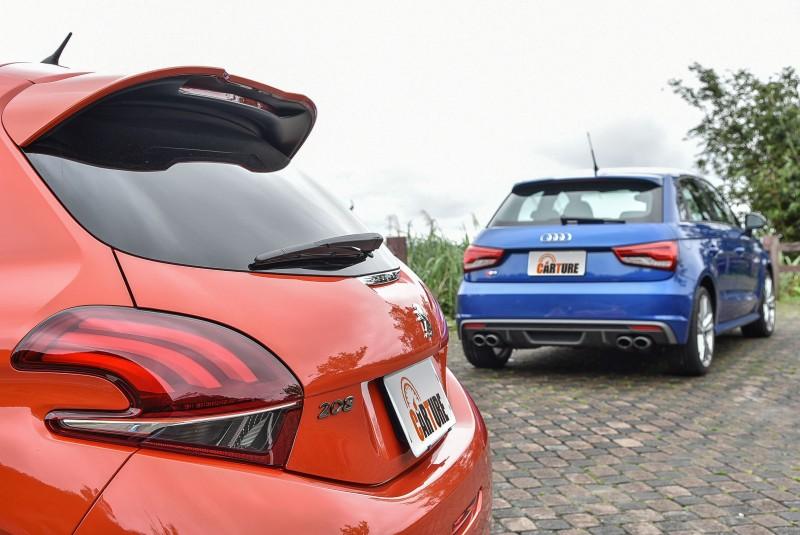 個性不同但車價、動力恰好都是兩倍的手排車,你想要哪一輛?