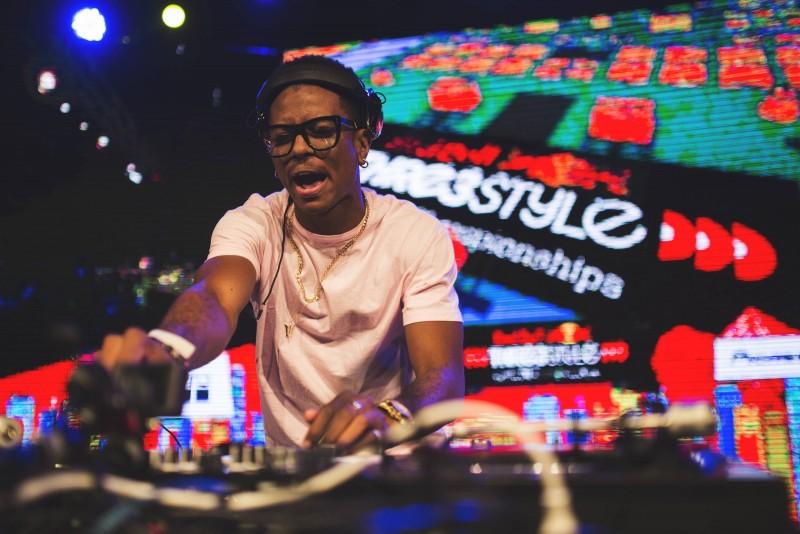 2016 Red Bull 3style世界冠軍DJ Puffy以刷碟技巧與驚人的舞台魅力獲得世界冠軍。