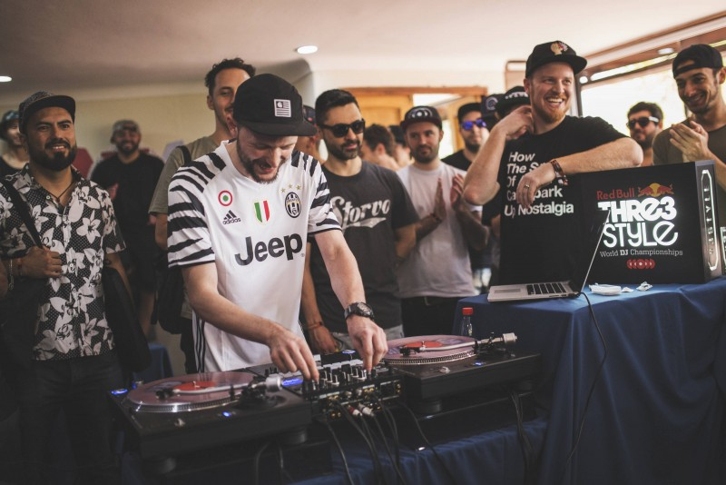 Red Bull 3Style不僅能讓全世界看到自己的音樂實力還能與來自全球的DJ切磋交流激出新火花
