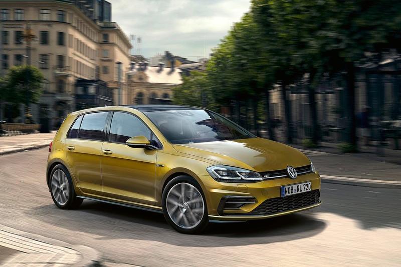 即將上市的小改款7.5代Golf新增1.0升230 TSI車型,入門價89.9萬元起。
