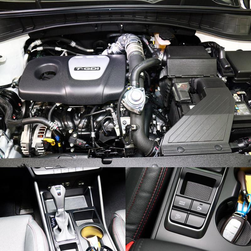 搭載之1.6升渦輪增壓引擎,可輸出177ps最大馬力與26.8kgm最大扭力,並搭配七速DCT雙離合器變速系統。