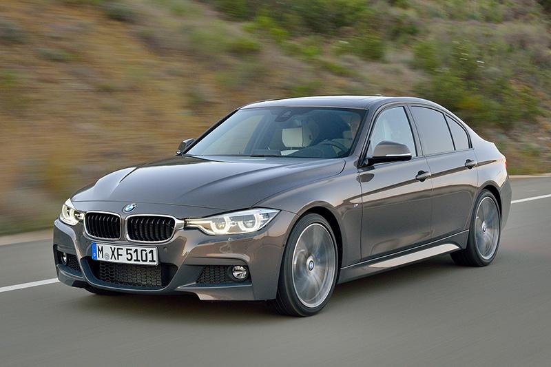 BMW 3系列特定車型加碼贈送一年乙式全險。