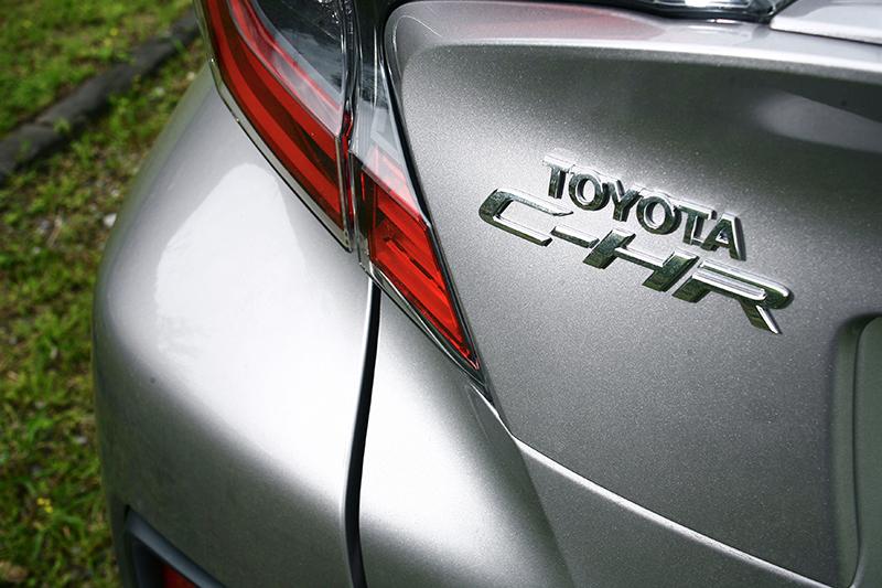 將跑車與SUV風格合而為一的Toyota C-HR,堪稱今年上半年最具話題的新車。