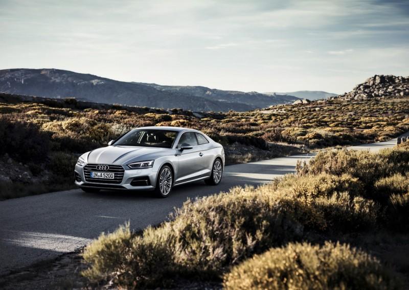 Audi A5身為四環品牌旗下最膾炙人口的經典車款之一,自2007年首度問世至今,不僅於歐洲市占率第一,全球銷售更逼近80萬台!