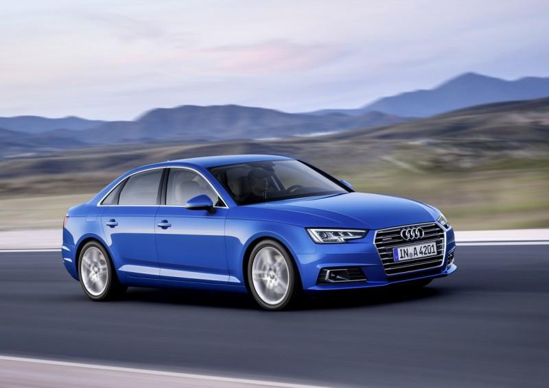 5月限定現金購車優惠起跑,Audi A4 Sedan 30 TFSI 現金優惠價168 萬元或月付7,999元,即可入主最新世代科技旗艦Audi A4 Sedan 30 TFSI,感受純正德製血統的頂尖工藝。